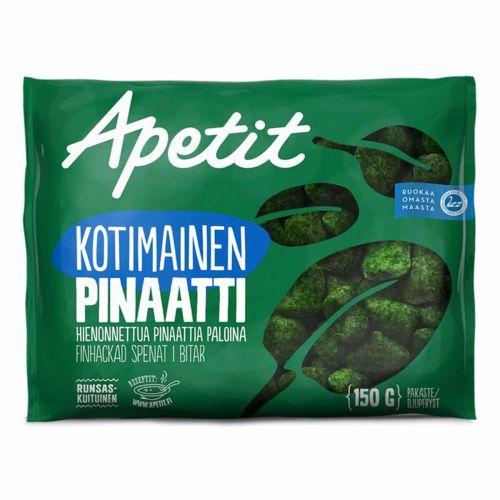 APETIT HIENONNETTUA PINAATTIA  150 G