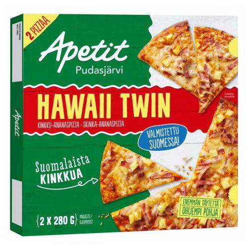 APETIT PIZZA HAWAII TWIN 560 G