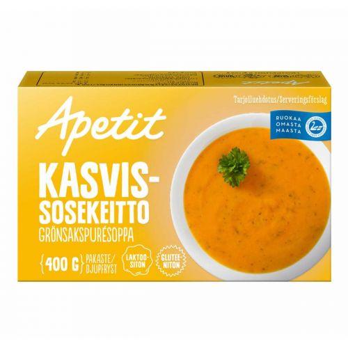 APETIT KASVISSOSEKEITTO 400 G