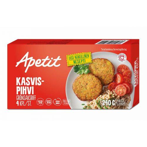 APETIT KASVISPIHVI 4KPL 240 G