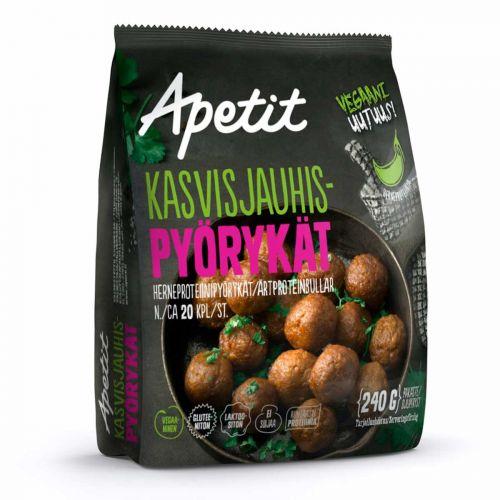 APETIT KASVISJAUHISPYÖRYKÄT 240 G
