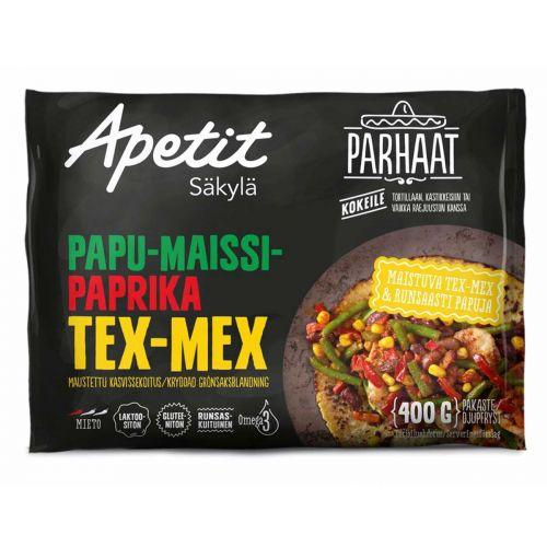 APETIT PARHAAT PAPU-MAISSI-PAPRIKA 400 G