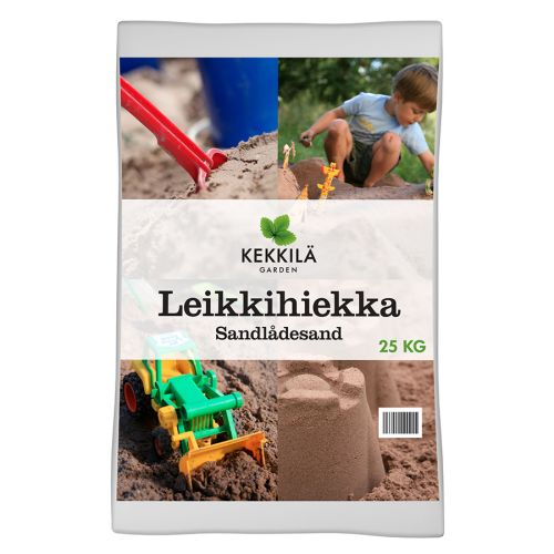 KEKKILÄ LEIKKIHIEKKA 25 KG