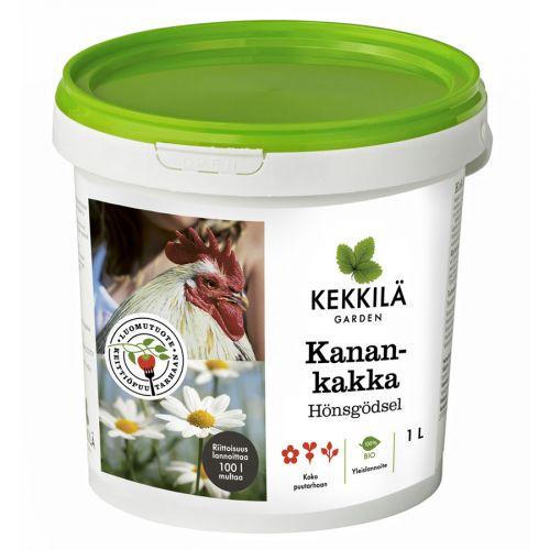 KEKKILÄ KANANKAKKA 1L