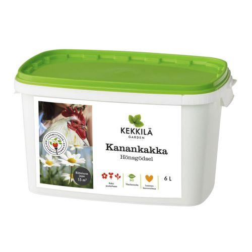 KEKKILÄ KANANKAKKA  PAKKI 6L  6 L