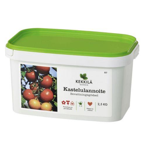 KEKKILÄ KASTELULANNOITE 2,5 KG 2,5 KG