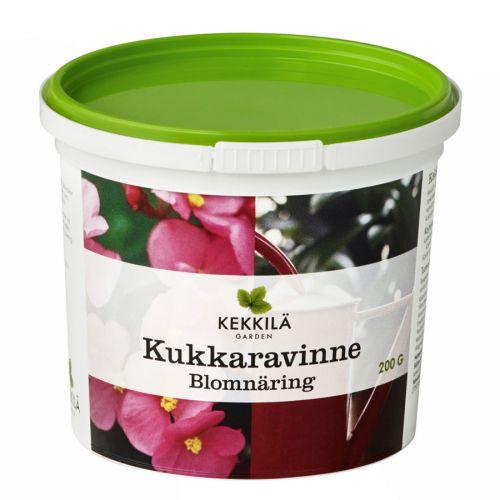 KEKKILÄ KUKKARAVINNE JAUHE 200G