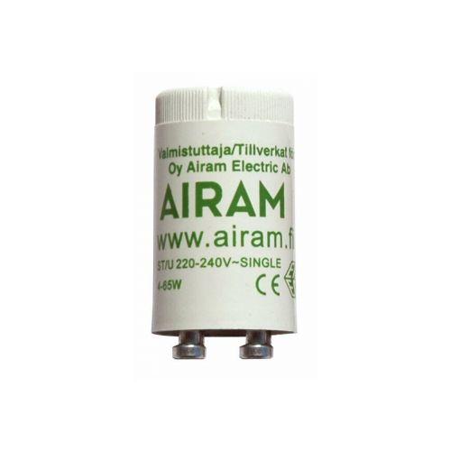 AIRAM YLEISSYTYTIN 4-65W ST/U KORTTI 2/KPL