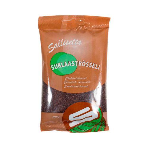 Sallinen suklaaströsseli 100g
