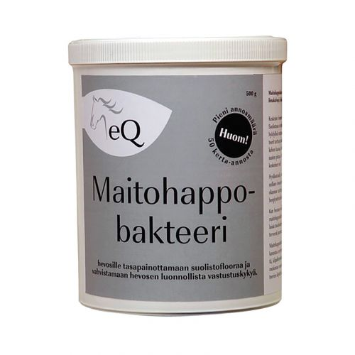EQ MAITOHAPPOBAKTEERI 500 G