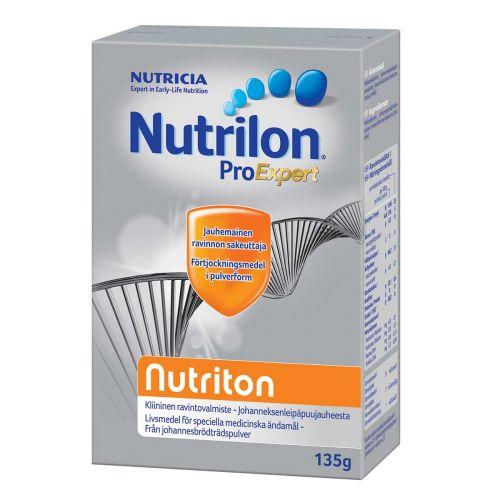 NUTRILON NUTRITON SAKEUTTAMISJAUHE 135 G