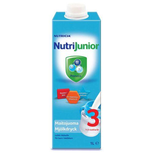 NUTRIJUNIOR 3 1-3V   1L