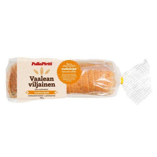 PULLAPIRTTI VAALEAN VILJAINEN VUOKAVIIPALE 500 G