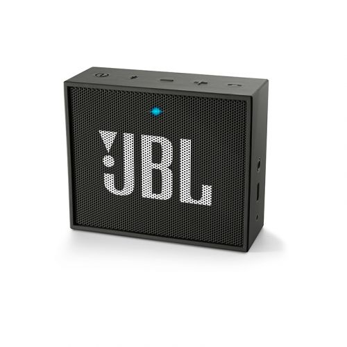 JBL GO BLUETOOTH MATKAKAIUTIN, MUSTA