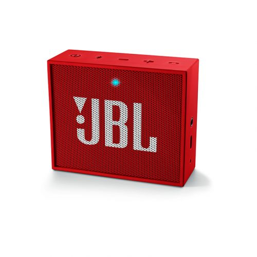 JBL GO BLUETOOTH MATKAKAIUTIN, PUNAINEN