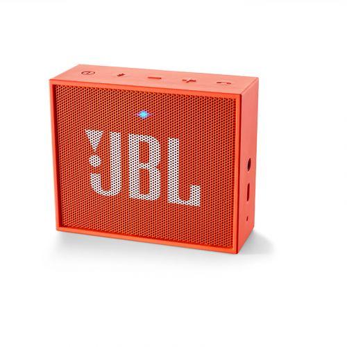 JBL GO BLUETOOTH MATKAKAIUTIN, ORANSSI