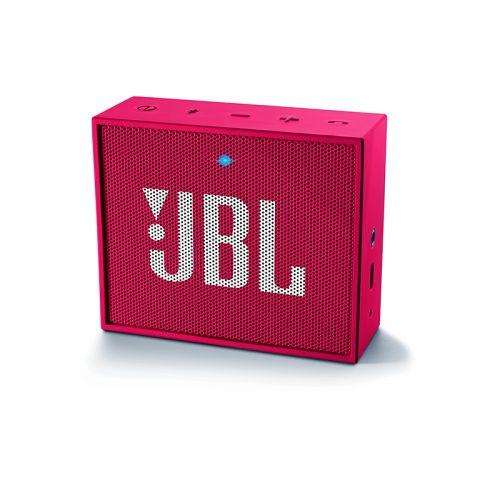 JBL GO BLUETOOTH MATKAKAIUTIN, PINKKI