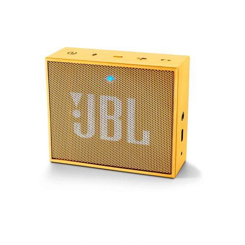 JBL GO BLUETOOTH MATKAKAIUTIN, KELTAINEN