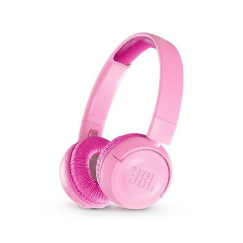 JBL JR300 Bluetooth sankakuulokkeet lapsille, pinkki