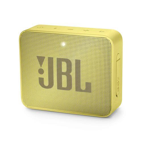 JBL GO2 BLUETOOTH KAIUTIN KELTAINEN