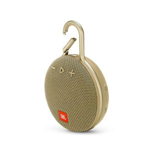 JBL CLIP 3 Bluetooth kaiutin, hiekka
