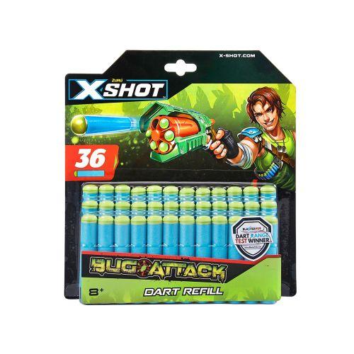 X-Shot Bug Attack nuolet 36kpl