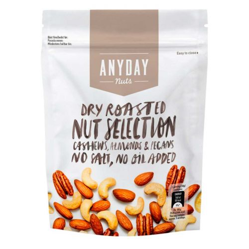 ANYDAY NUT SELECTION  140 G