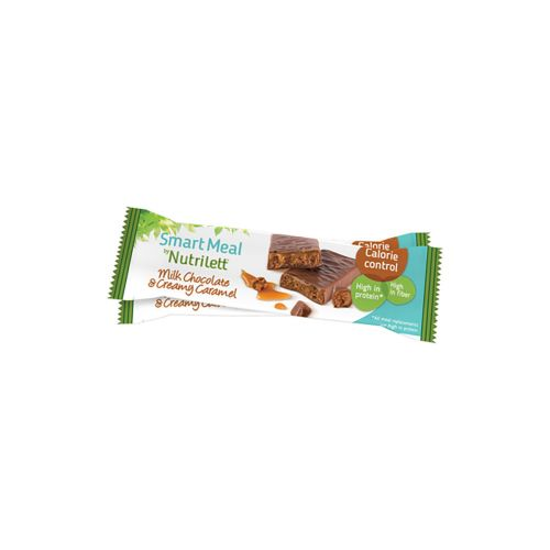 NUTRILETT MILK CHOCOLATE-CREAMY CARAMEL BAR 60 G