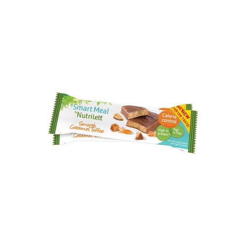 NUTRILETT SMOOTH CARAMELL BAR  56 G