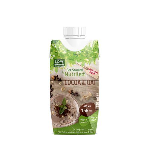 NUTRILETT GET STARTED COCOA-OAT 330 ML