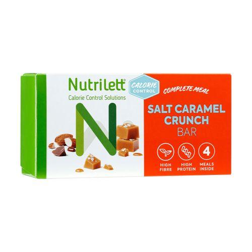 NUTRILETT ATERIANK. SALT CARAMEL CRUNCH 56G 4-PACK 224 G