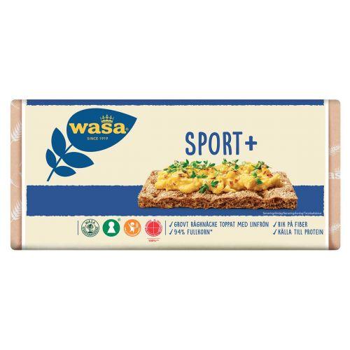 WASA SPORT PLUS 450 G