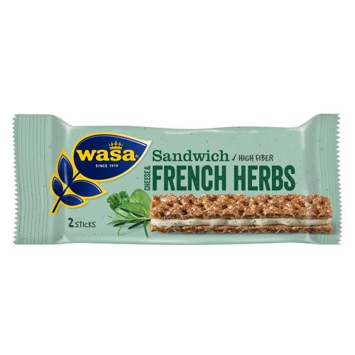 WASA SANDWICH CHEESE&FRENCH HERBS 30 G