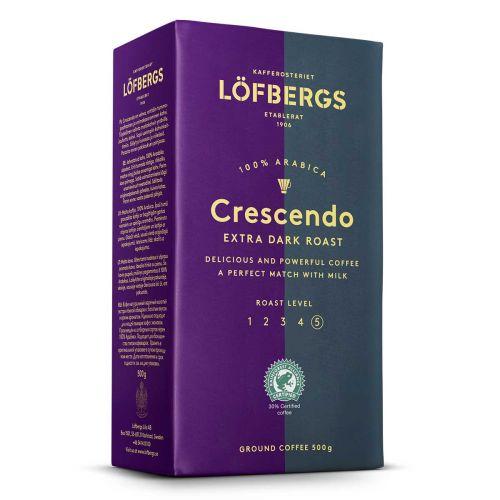 LÖFBERGS LILA CRESCENDO  500 G