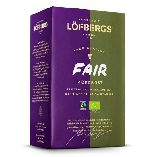 LÖFBERGS LILA FAIR MÖRKROST LUOMU 450 G