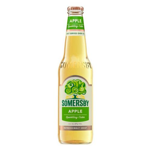 SOMERSBY APPLE 4,5% KLP 330 ML