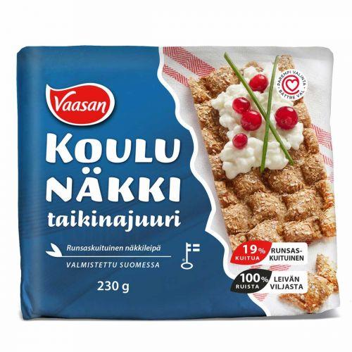 VAASAN KOULUNÄKKI TAIKINAJUURI 230 G