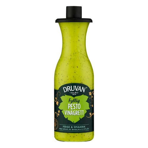 DRUVAN VINEGRETTI PESTO 300 ML