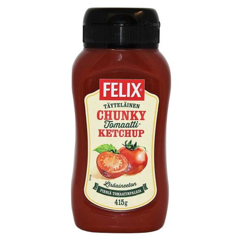 FELIX CHUNKY KETCHUP 415 G