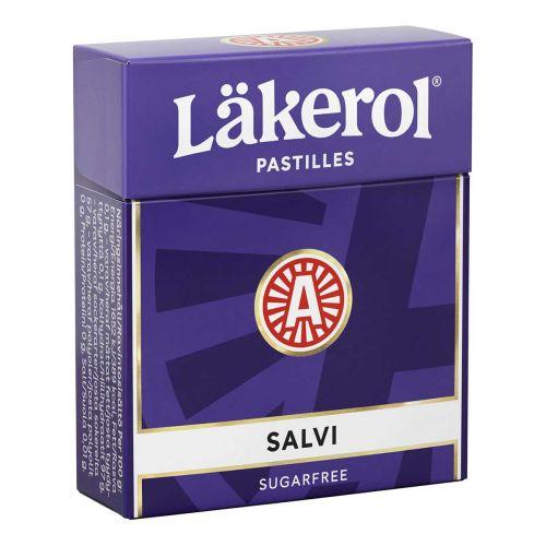 LÄKEROL CLASSIC SALVI PASTILLI 25 G