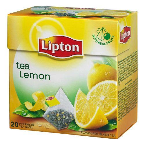 LIPTON LEMON TEA PYRAMID 20PS 36 G