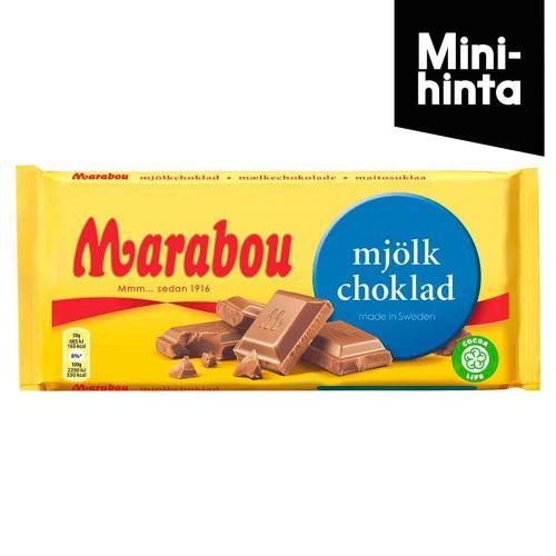 Marabou maitosuklaalevy 200g