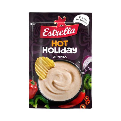 ESTRELLA HOT HOLIDAY DIPMIX 15 G