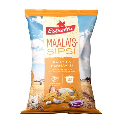 ESTRELLA MAALAISSIPSI RANCH & KERMAVIILI 180 G