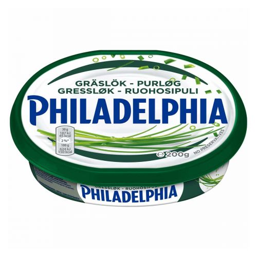 PHILADELPHIA RUOHOSIPULI LIGHT 200 G