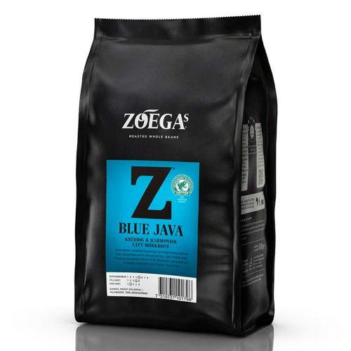 ZOEGAS BLUE JAVA TUMMA PAPU  450 G