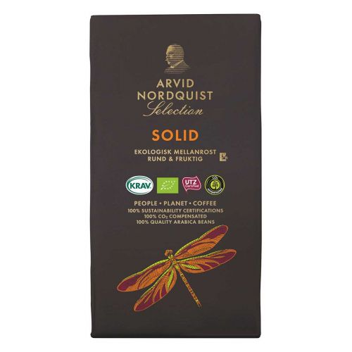ARVID NORDQUIST SOLID SUODATINKAHVI 450 G