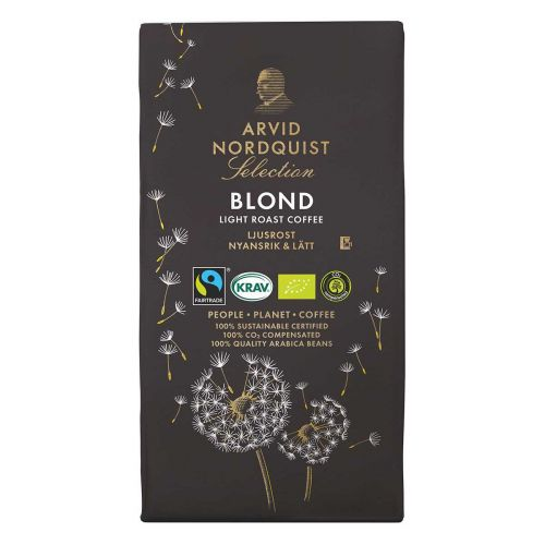 ARVID NORDQUIST SELECTION BLOND LUOMU KAHVI 450 G