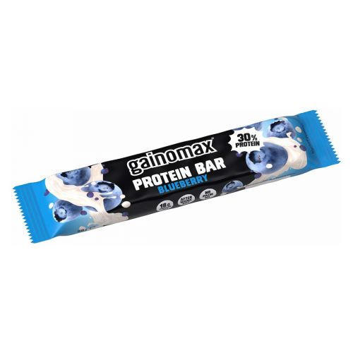 GAINOMAX PROTEIN BAR BLUEBERRY  60 G