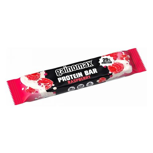 GAINOMAX PROTEIN BAR RASPBERRY  60 G